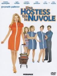 Una hostess tra le nuvole