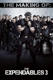 Poster for The Making of The Expendables 3
