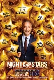 مشاهدة مسلسل Night of Too Many Stars مترجم أون لاين بجودة عالية