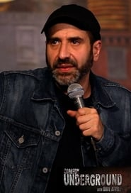 Poster Comedy Underground with Dave Attell 2014