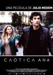 Manuela Vellés cartel Caótica Ana