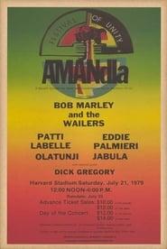 Poster Bob Marley & The Wailers - Live At Harvard Stadium, Boston, 1979 1979