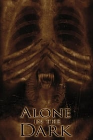 Poster for Alone in the Dark
