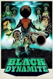 Poster Black Dynamite 2015