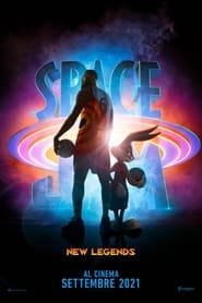 Poster Space Jam - New Legends 2021