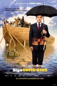 Sigo como dios (2007) | Regreso del todopoderoso | Evan Almighty