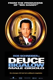 Poster for Deuce Bigalow: Male Gigolo