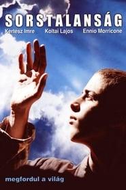 Poster Fateless 2005