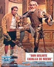 Don Quixote Rides Again poster