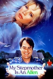 Poster My Stepmother is an Alien 1988