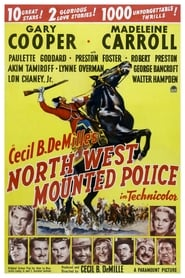 North West Mounted Police (1940)