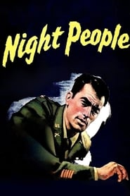 Poster Night People 1954