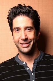 Photo de David Schwimmer Ross Geller