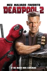 Deadpool 2 2018 - HDTS 720p Legendado