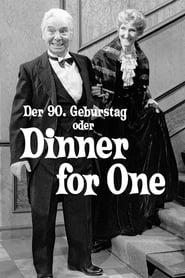 Der 90. Geburtstag oder Dinner for One in Farbe 2000