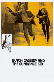 Poster Butch Cassidy and the Sundance Kid 1969