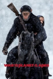 DVD cover image for War for the planet of the apes