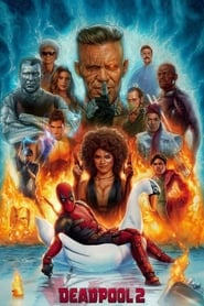 Deadpool 2 [2018][Mega][Latino][1 Link][1080p]