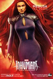 Poster for Marvel's Inhumans