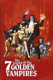 Poster The Legend of the 7 Golden Vampires 1974