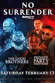 IMPACT Wrestling: No Surrender 2021 (2021)