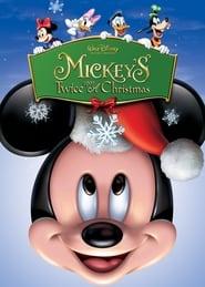Poster Mickey's Twice Upon a Christmas 2004
