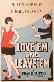 Love 'Em and Leave 'Em 1926