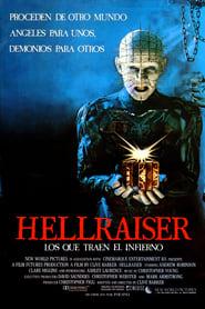 Ver Hellraiser (Los que traen el infierno)