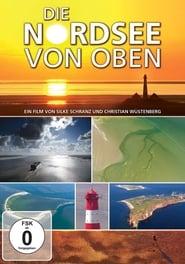 Poster Die Nordsee von oben 2011