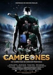 Campeones [2018][Mega][Latino][1 Link][CAM]