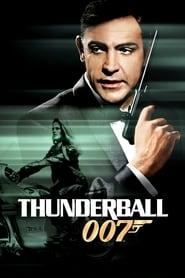 Poster Thunderball 1965