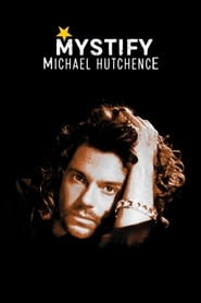 Poster for Mystify: Michael Hutchence