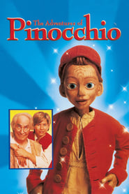 Poster The Adventures of Pinocchio 1996