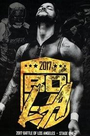 PWG: 2017 Battle of Los Angeles - Stage One movie