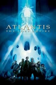 Poster Atlantis: The Lost Empire 2001