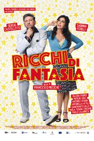 Poster Ricchi di fantasia 2018