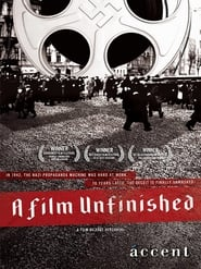 مترجم أونلاين و تحميل A Film Unfinished 2010 مشاهدة فيلم
