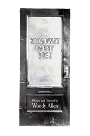 Poster Broadway Danny Rose 1984