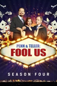 Penn & Teller: Fool Us - Season 4 (2017) poster
