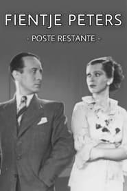 Fientje Peters, Poste Restante 1935