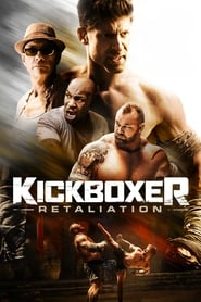 Poster Kickboxer: Retaliation 2018