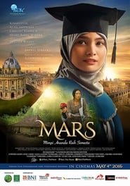 Mars: Mimpi Ananda Raih Semesta (2016) poster