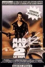 Mad Max 2 : Le Défi movie