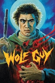 Poster Wolf Guy 1975