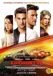 Kipörgetve-magyarul beszélő, francia akcióthriller, 96 perc, 2017