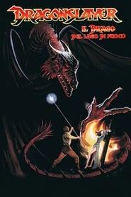 Il drago del lago di fuoco