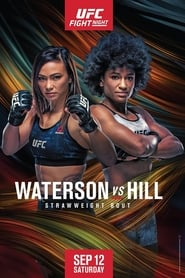 UFC Fight Night 177: Waterson vs Hill [2020]