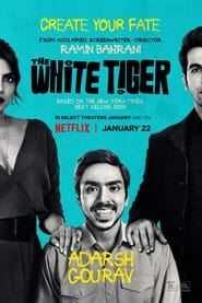 The White Tiger (2021) Hindi Dubbed