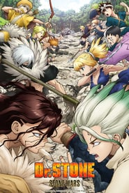 Dr. Stone - Stone Wars (2021) poster