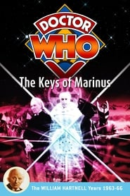 Poster Doctor Who: The Keys of Marinus 1964